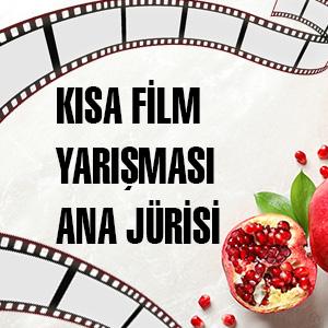 KISA FILM YARISMASI ANA JURI ÜYELERİ